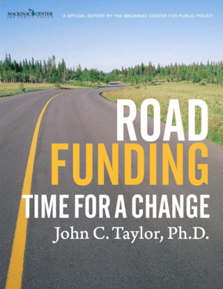 Road Funding: Time for a Change