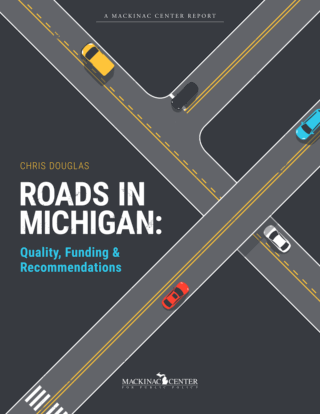 Roads in Michigan: