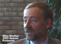 Mike Winther Interview