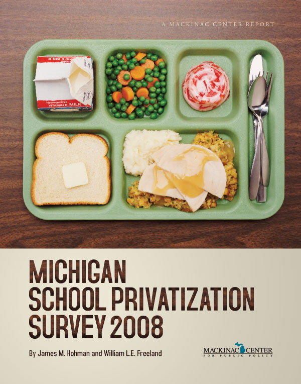 "Images from ""Michigan School Privatization Survey 2008"""
