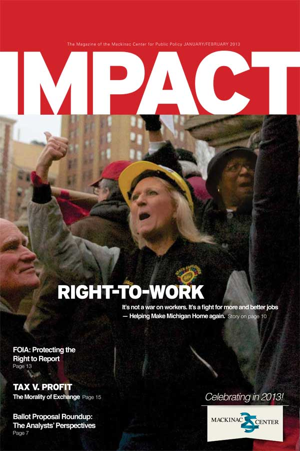 "Images from ""IMPACT January/February 2013"""