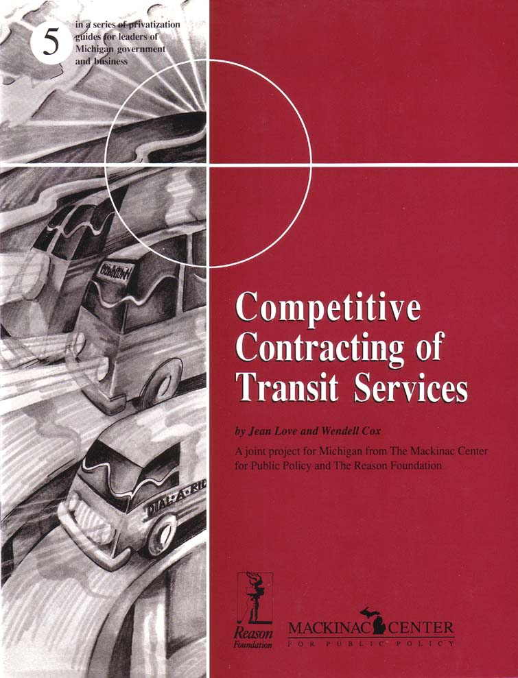 "Images from ""Competitive Contracting of Transit Services"""