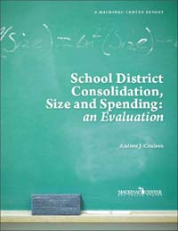 Consolidation Study cover