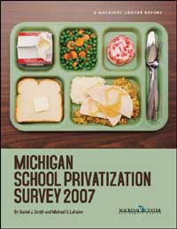 Privatization Survey cover
