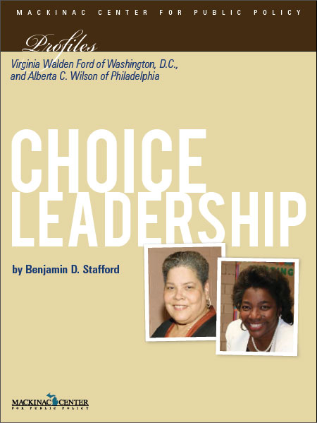 "Images from ""Choice Leadership"""
