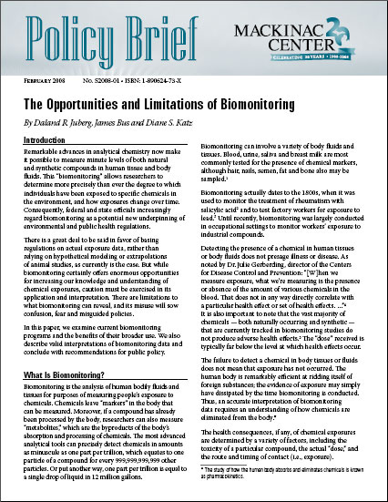 "Images from ""The Opportunities and Limitations of Biomonitoring"""