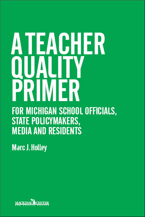 "Images from ""A Teacher Quality Primer"""