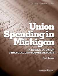 Union Spending cover