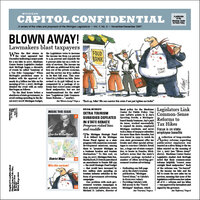 Capitol Confidential Vol. 1, No. 2