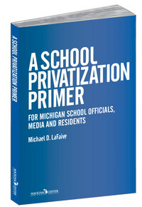 School Privatization cover