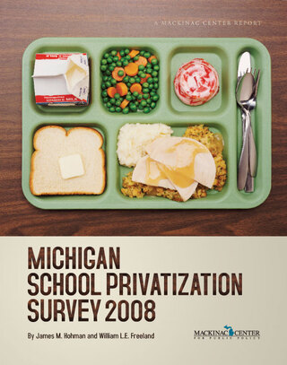 Michigan School Privatization Survey 2008