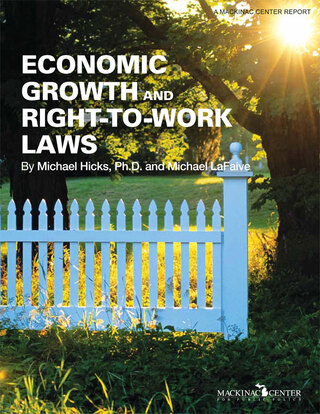 Economic Growth and Right-to-Work Laws