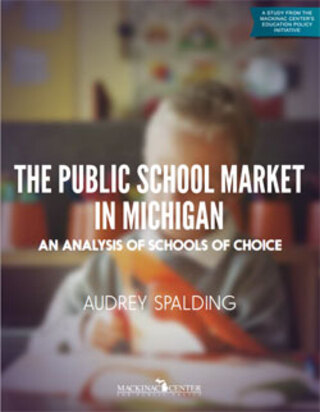 The Public School Market in Michigan: An Analysis of Schools of Choice