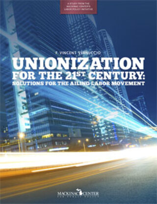 Unionization for the 21st Century: Solutions for the Ailing Labor Movement