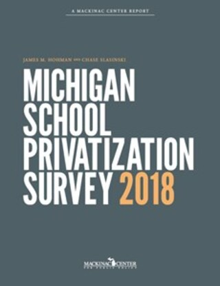 Michigan School Privatization Survey 2018