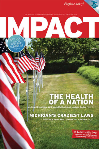 IMPACT July/August 2013