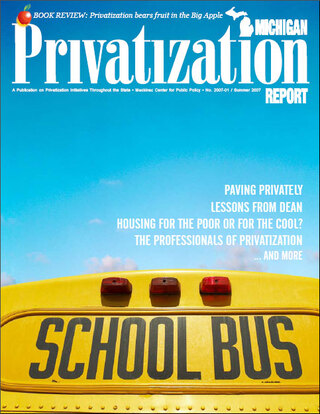 Transporting Privatization