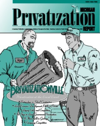 Privatizationville: Privatization at the Local Level