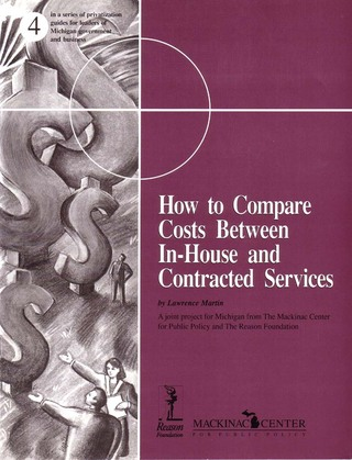 How to Compare Costs Between In-House & Contracted Services