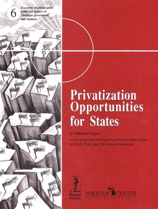 Privatization Opportunities for States