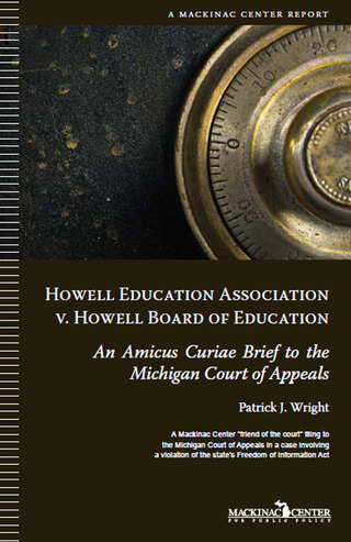 Howell Education Association v. Howell Board of Education