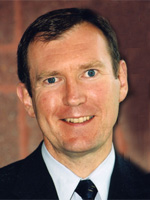 [Photo of Daniel T. Griswold]