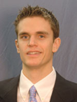 [Photo of Isaac M. Morehouse]