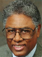 [Photo of Thomas Sowell]
